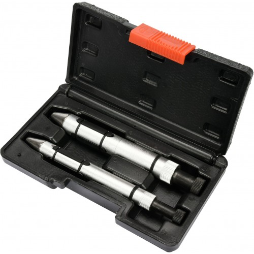 Комплект для центровки дисков сцепления 15-19/20-26.6мм 2 елемента YATO YT-06312