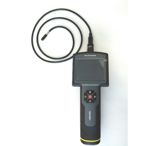 Видео-эндоскоп с зондом 5,5 мм L = 1м Quatros QS34901