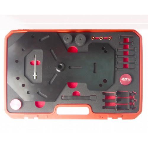 Набор для замены двойного сухого сцепления FORD, VOLVO (Power Shift DPS6, 6DCT250) 6717 JTC