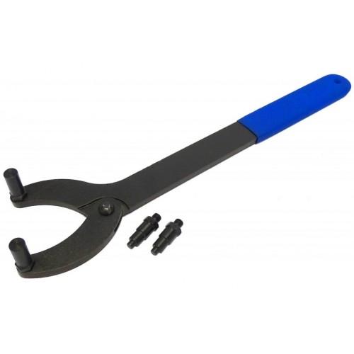 Ключ для фиксации шкивов QUATROS QS20673
