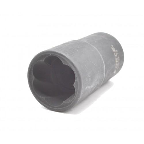 """Головка 3/8  """" для поврежденых гаек 11 мм, L=50 мм FORCE 910U2-11 F"""