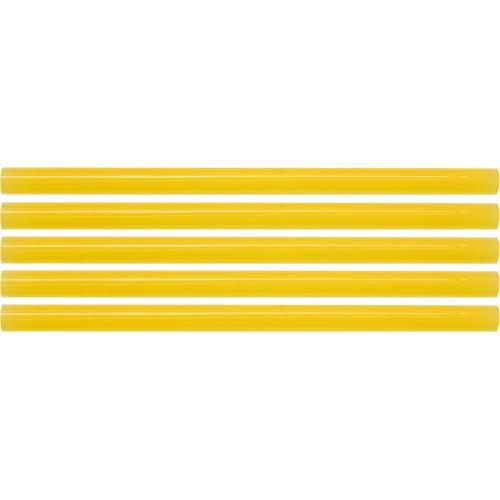 Стержни для термопистолета желтые 11,2х200мм (5шт) YATO YT-82437