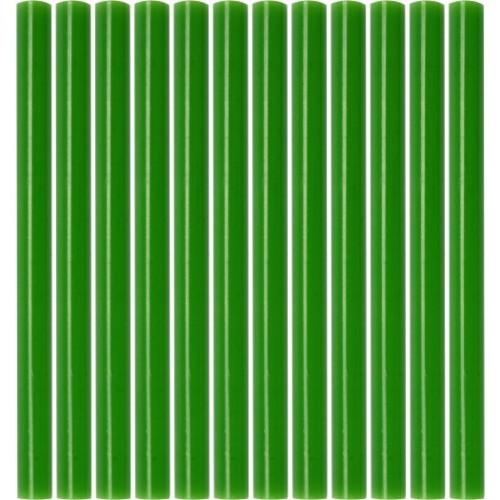 Стержни для термопистолета 7,2х100мм зеленые (12шт) YATO YT-82444