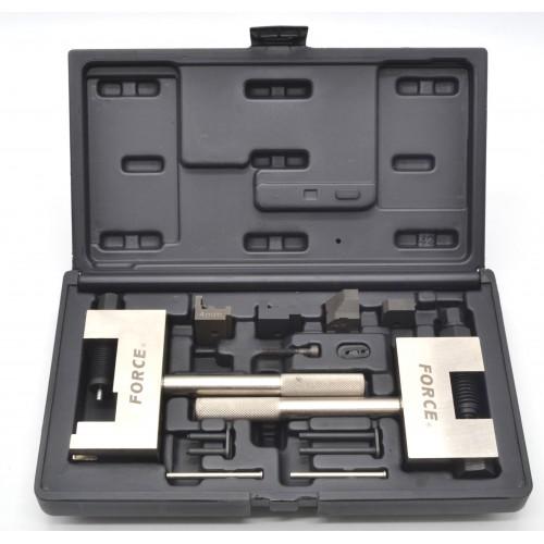 Набор инструментов работы с цепью ГРМ Mercedes 12 пр. FORCE 912G13 F