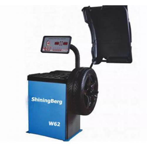 """Балансировочный станок 220V 10-24"""" ShiningBerg W62"""