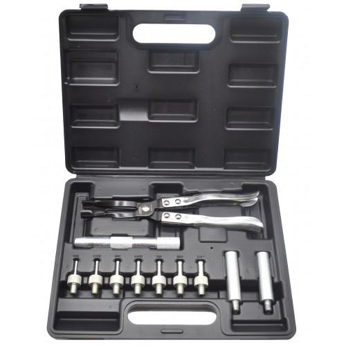 Набор инструмента для снятия и установки сальников клапанов RM RMES404