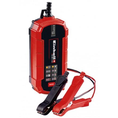 Интеллектуальное зарядное устройство 3 - 60 Ач, макс 2 A12 В Einhell CE-BC 2 M