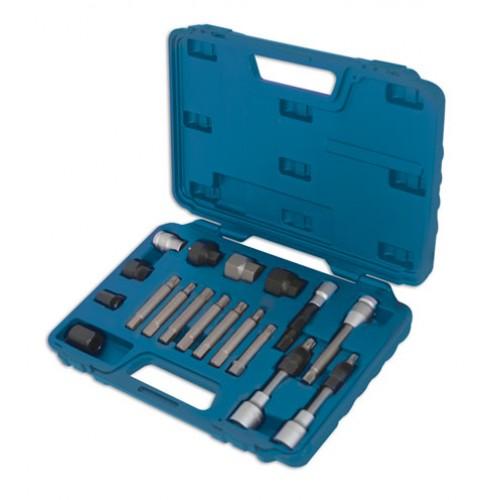 Набор ключей для альтернатора 18пр. SATRA S-18AFP
