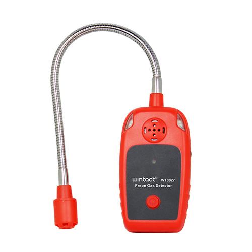 Детектор утечки фреона звуковой WINTACT  чувствительность 10 ~ 1000 PPM WT8827