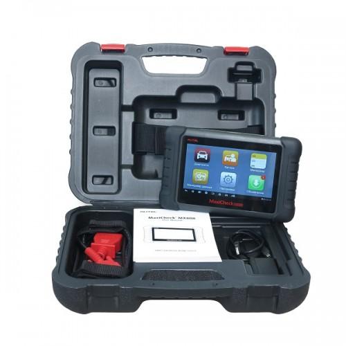 Автосканер AUTEL MaxiCheck MX 808