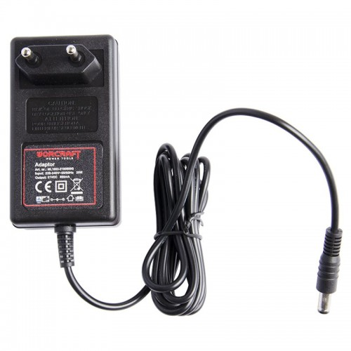 Зарядное устройство для шуруповерта CD-20LiP , WCD-20H Li_1 WORCRAFT