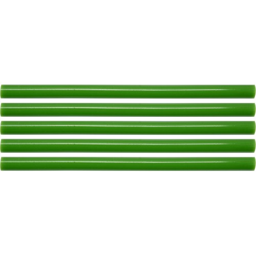 Стержни для термопистолета зеленые 11.2х200мм (5шт) Yato YT-82436