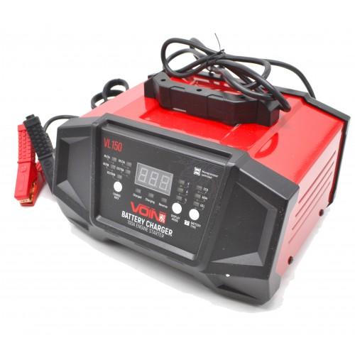 Пуско-зарядное устройство VOIN VL-150  6-12V/ 2A-8A-15A /Start-100A  (VL-150)