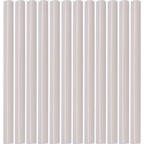 Стержни для термопистолета 7,2х100мм белые (12шт) YATO YT-82446