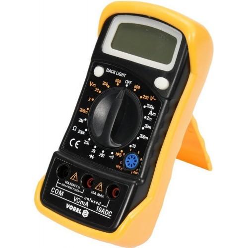 Мультиметр цифровой с LCD-дисплеем VOREL 81773