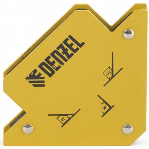 Фиксатор магнитный для сварочных работ, усилие 25 Lb 97551 Denzel