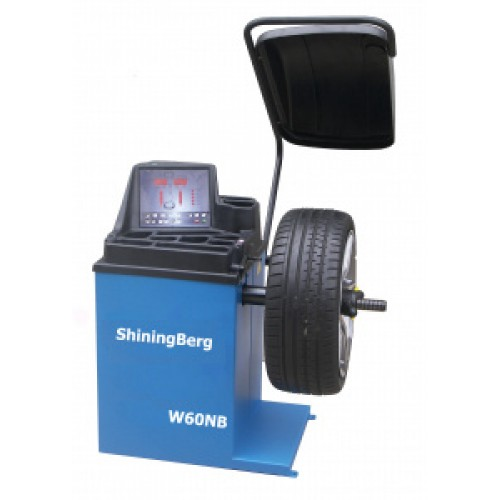 "Балансировочный станок 220V 10-24"" ShiningBerg W60 HB"