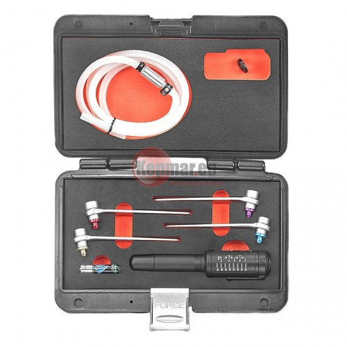 Набор для тестирования и прокачки тормозной жидкости 906T7 FORCE