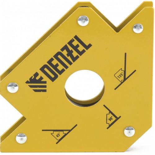 Фиксатор магнитный для сварочных работ, усилие 50 Lb 97553 Denzel