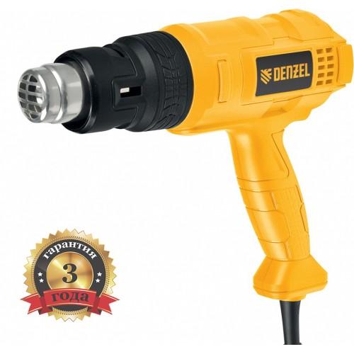 Фен технический HG-1800, 1800 Вт, 3 режима 28001 Denzel