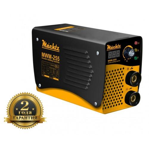 Инверторный сварочный аппарат 7100 Вт диаметр электрода 1.6-5.0 Machtz MWM-255