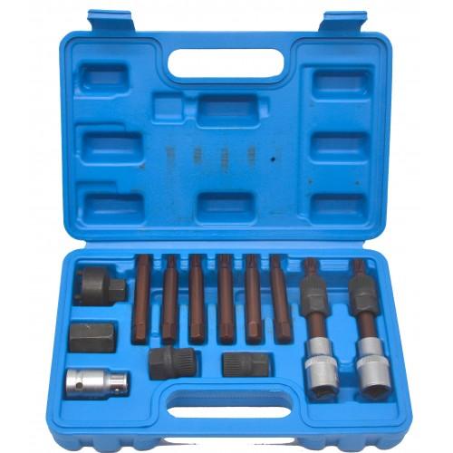 Набор инструментов для работы с генератором 14пр. Alloid (НГ-2002)