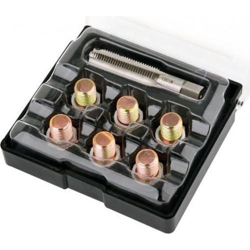 Набор для восстановления для резьбы пробок масляного поддона   M13 x 1,5 мм  НР-5033 Alloid