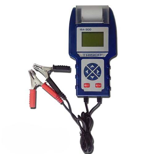 Тестер аккумуляторных батарей TRISCO IBA-300