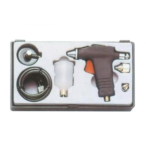 Комплект для окраски с низким давлением (аэрограф) SUMAKE SB-1106