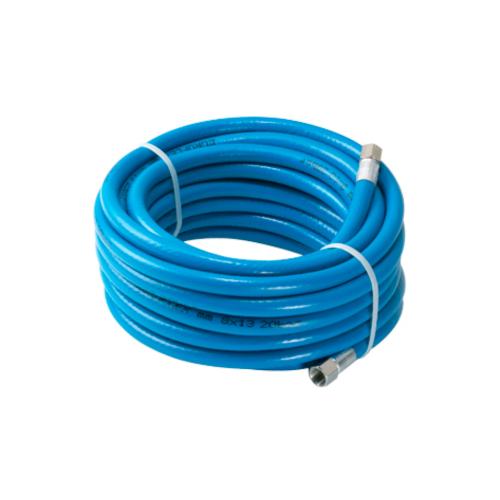 "Шланг PVC 8Х13мм, с резьбовыми соединениями внутр. 1/2"" 10 м.  ANI Spa AH0379108"