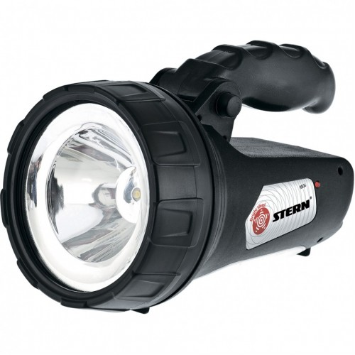 Фонарь поисковый, многофункциональный, аккумуляторный, 1+ 15 LED. STERN