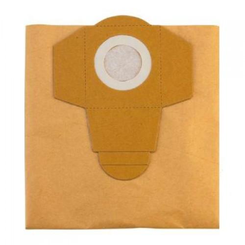 Мешки бумажные к пылесосу, 20л (5 шт)