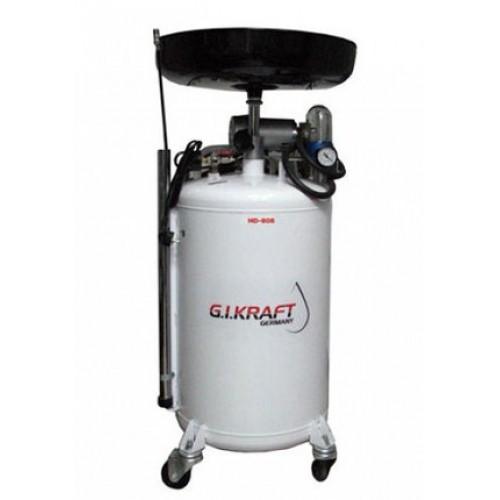 Установка для слива масла (80 л) G.I. KRAFT HD-80