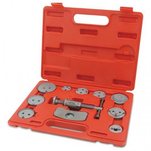Комплект для обслуживания тормозных цилиндров 12 штук TOPTUL JGAI1201