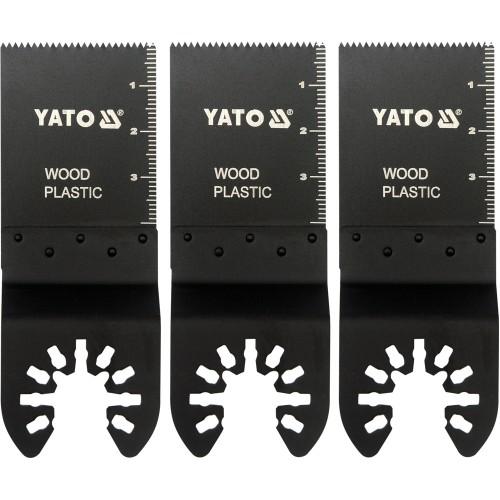 Погружное пильное полотно HCS YATO YT-34685