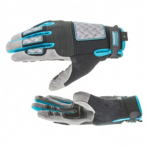 Перчатки универсальные комбинированные DELUXE, L. GROSS 90333