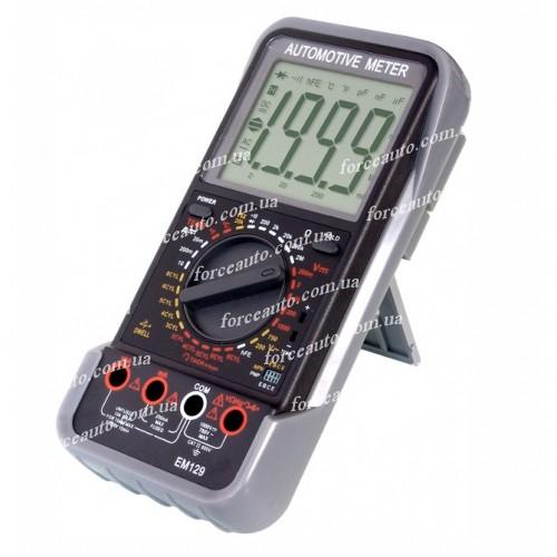Автомобильный диагностический мультиметр Quatros QS34606A