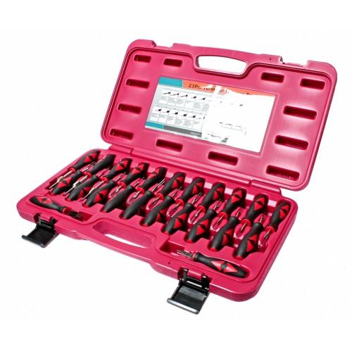 Комплект специнструмента для ремонта авто/электроразъемов  JTC 4688