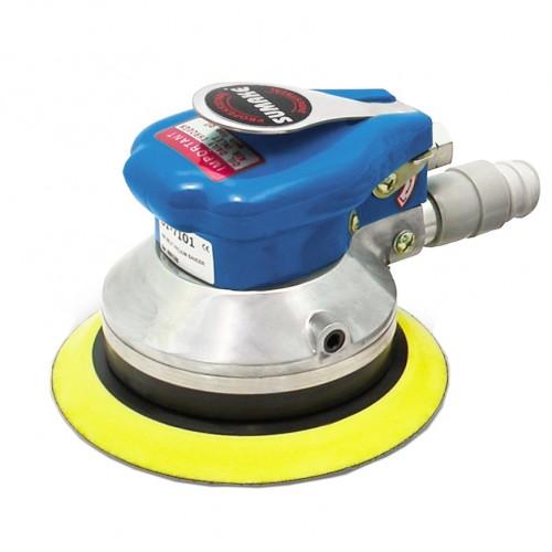 Пневмошлифовальная дисковая машинка с вытяжкой SUMAKE ST-7101