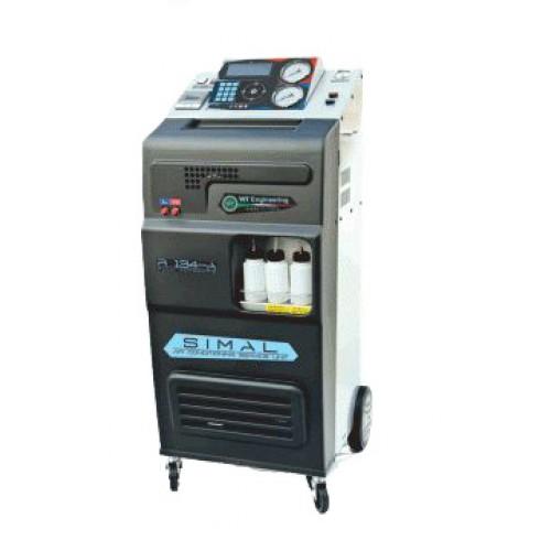 Автоматическая установка для обслуживания кондиционеров с принтером SIMAL Simal 134