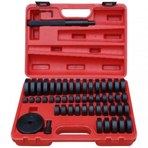 Набор для снятия и установки подшипников ступиц52 предмета