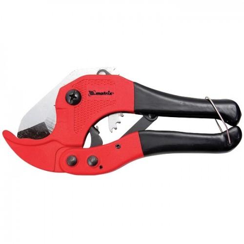 Ножницы для резки изделий из пластика, D до 42 мм MATRIX 784105