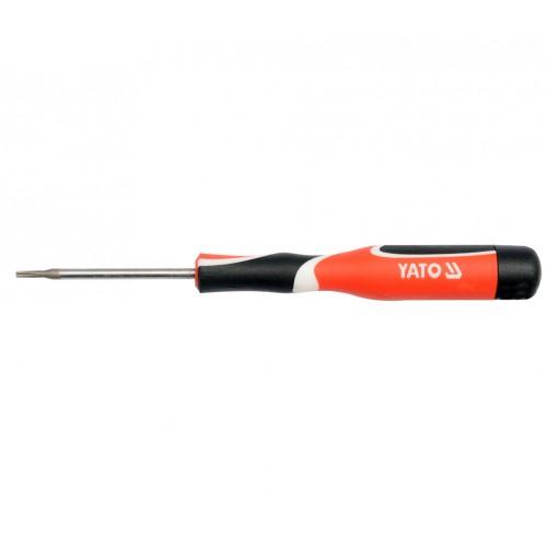 Отвертка для точных работ,  TORX t5х50мм YATO YT-25852