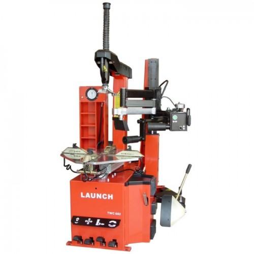 "Шиномонтажный стенд   (автомат, захват диска от 11"" до 26"", + технороллер, пневмовзрыв)  LAUNCH TWC-682RMB"