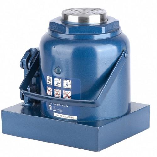 Домкрат гидравлический бутылочный, 50 т, H подъема 236-356 мм. STELS 51113