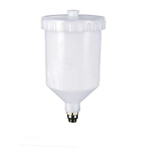 Бачок пластиковый (наружная резьба) 600 мл  AUARITA   PC-600GPB