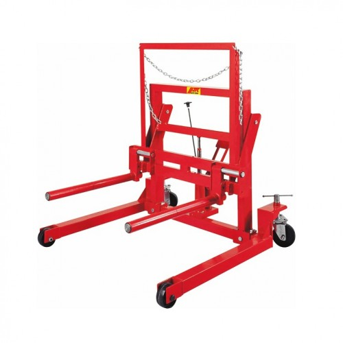 Тележка для транспортировки и установки колес (600 кг) JTC WD1250