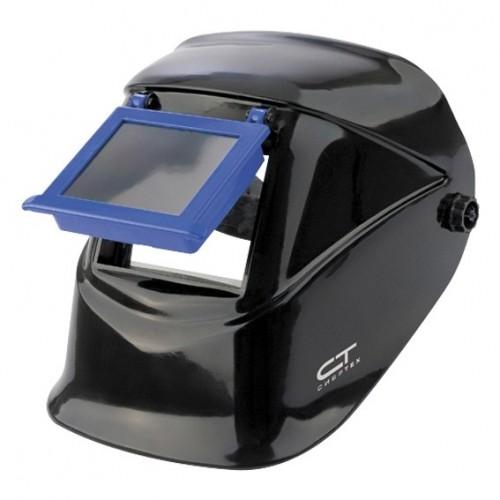 Щиток защитный для электросварщика, (маска сварщика) с откидным блоком 110*90,  . СИБРТЕХ