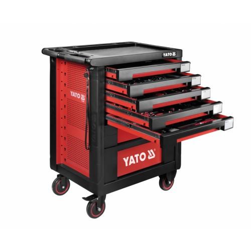 Инструментальная тележка 189 предметов YATO YT-55292