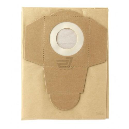 Мешки бумажные к пылесосу, 30л (5 шт)